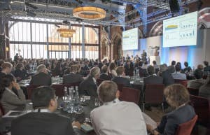 Business Conference, St Pancras Hotel, London