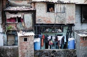 Dharavi Slum, Mumbai India0008