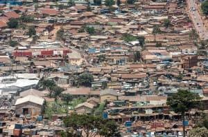 Kampala Shanty Town Poverty, Uganda 0039