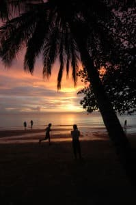 Ko Chang Sunset, Thailand 0064