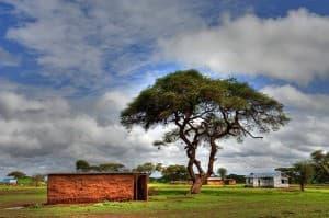 Maasai Village, Amboseli, Kenya, Africa 0026