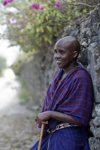 Maasai Warrior, Mombasa, Kenya 0024