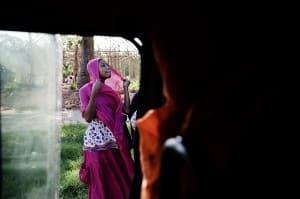 Muslim Girl, Mombasa, Kenya, Africa 0022
