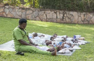 Orphaned Babies, Kampala Orphanage 0038
