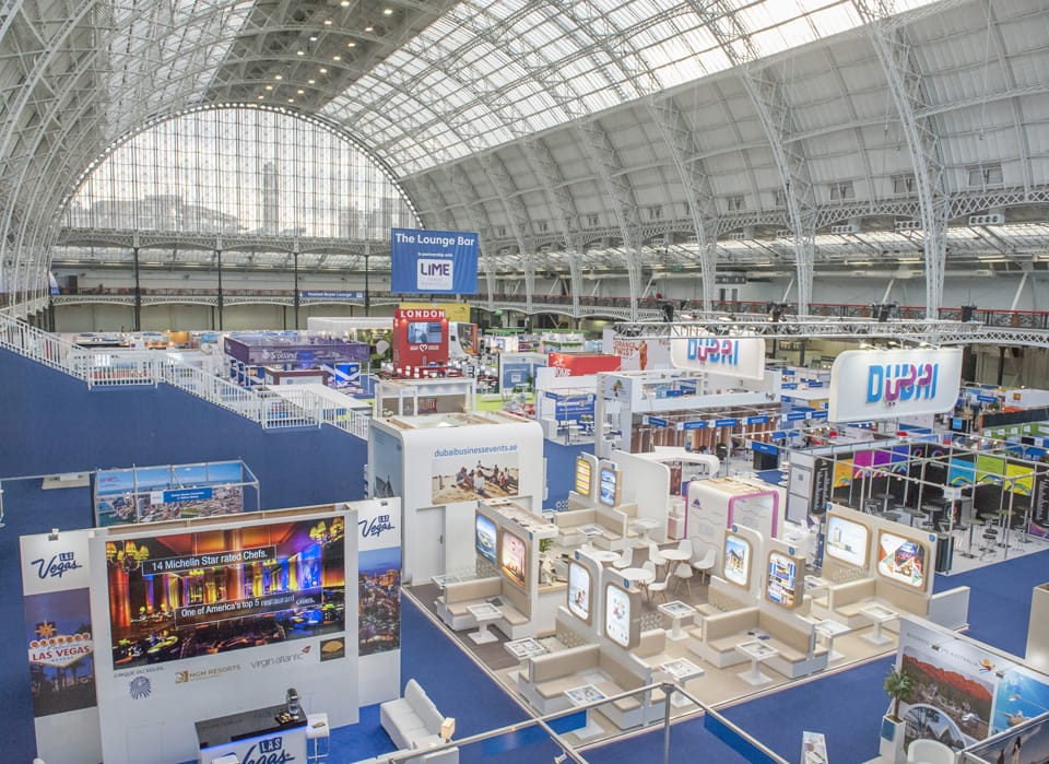 Dubai Tourism – Meetings Show, London 2016