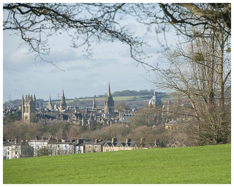 oxford universities, city images