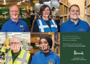 Harrods Heroes Campaign