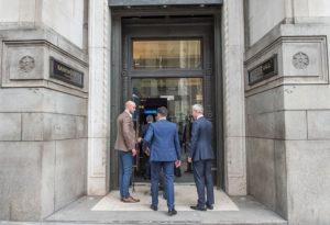 Banking Hall London