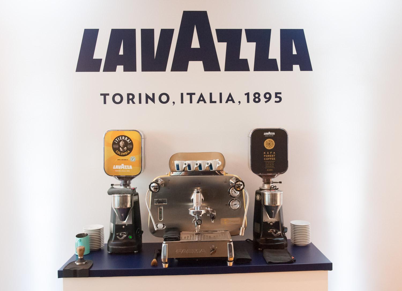 Lavazza Launch