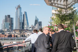 London Rooftop Event